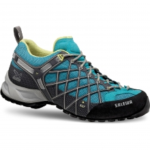 Wildfire Shoe Womens - Atlantis/Sulphur 8.5 by Salewa