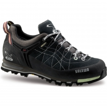Mountain Trainer GTX Shoe Womens - Carbon/Mint 7.5 by Salewa