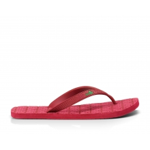 - Tiki 2 Mens Flip - 12 - Burgandy by Sanuk