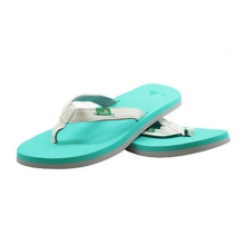 On The Rocks Womens Flip Flops