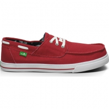 Mens Shipwrecked - Sale Red 13
