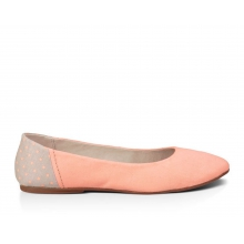 - Yoga Eve Wmns Flat - 9 - Peach