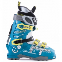 Gea 1.0 Women's AT Boot Blue/Lime