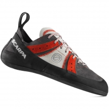 Helix Climbing Shoe Mens - Smoke/Parrot 49 by Scarpa