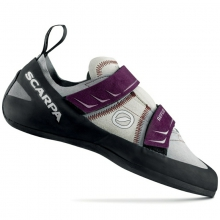 Reflex Climbing Shoes Womens (Pewter/Plum) by Scarpa