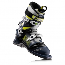 - T2 Eco Telemark Boot - 30 - Black Green by Scarpa