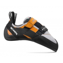 - Vapor V Climbing Shoe - 38 - Lite Orange by Scarpa