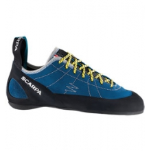 Helix Climbing Shoe - Men's - Hyper Blue In Size by Scarpa