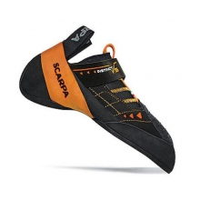 Instinct VS Climbing Shoes Mens (Black/Orange) by Scarpa