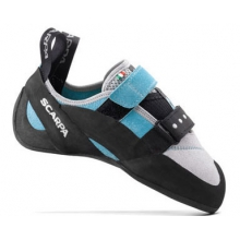 - Vapor V Womens Climbing Shoe - 35.5 - Turquoise by Scarpa