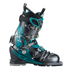 - T1 Telemark Boot - 30.5 - Anthracite Teal