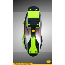 Mountain Piste Vibram Soles - DIN Compatible: 21.5-26 by Scarpa