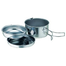 Personal Cooker I Cookset CS-071US by Snow Peak