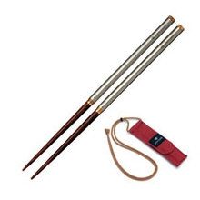 Carry-On Chopsticks SCT-003 by Snow Peak