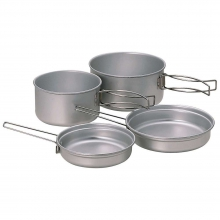 Multi Compact Cookset by Snow Peak