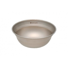Snowpeak - Tableware Bowl - LG