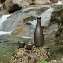 Sake Insulated Stacking Cup
