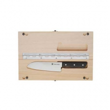 Chopping Board Set Large by Snow Peak