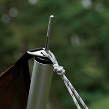 Tarp Pole 280cm Aluminum