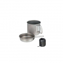 Titanium Trek 900 Cook Set by Snow Peak