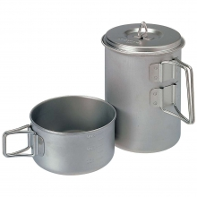 Titanium Mini Solo Cookset - by Snow Peak