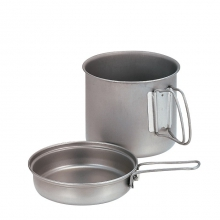 Trek 900 Titanium Cookset by Snow Peak