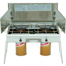 GigaPower Two Burner Standard Stove
