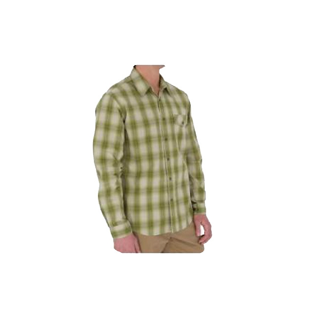 Royal Robbins - Andale Plaid Long Sleeve-Men's