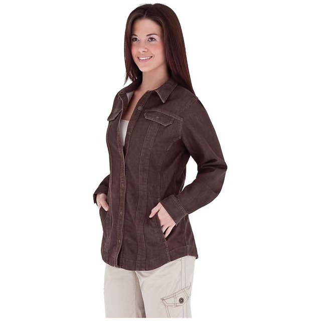 Royal Robbins - Women's Cruiser Shirt Jacket