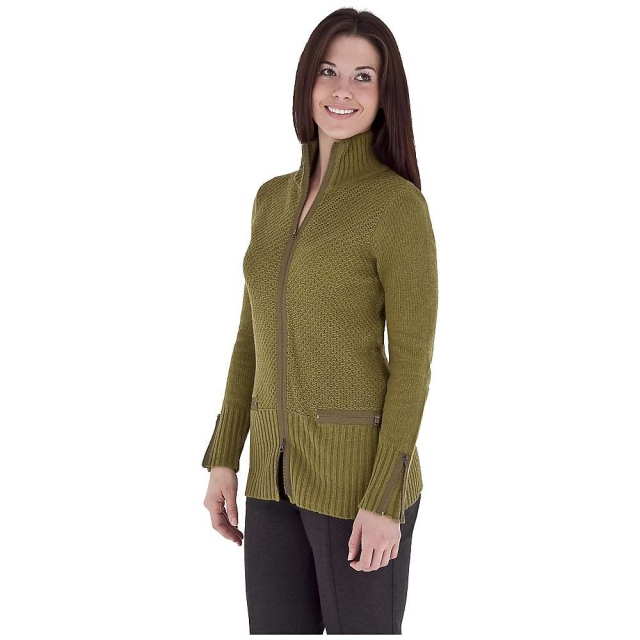 Royal Robbins - Women's Highland Zip Cardigan Sweater