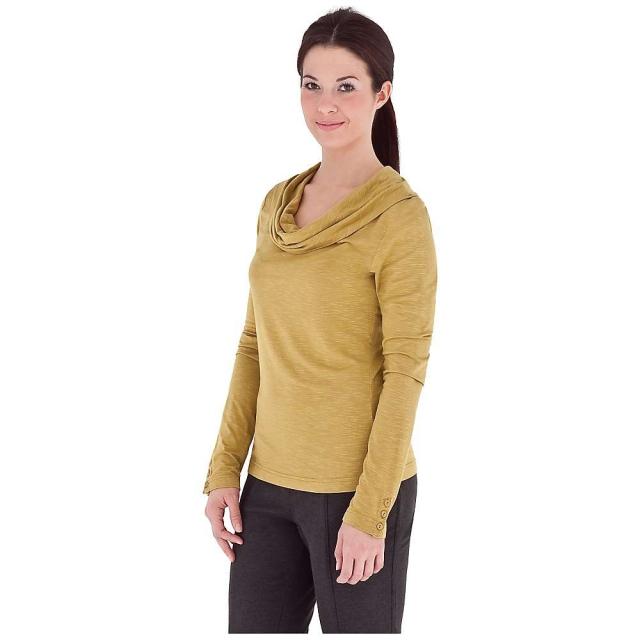 Royal Robbins - Women's Nabru Cowl Neck Top