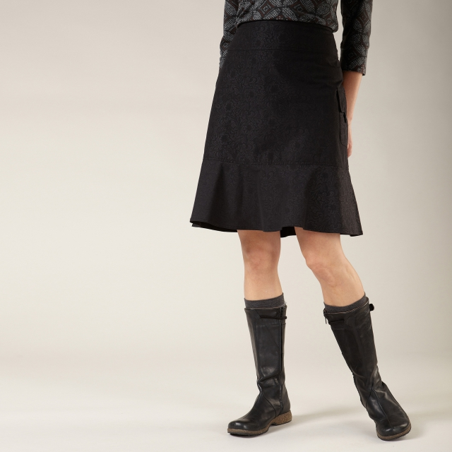 Royal Robbins - EMBOSSED DISCOVERY SKIRT - REGULAR FIT