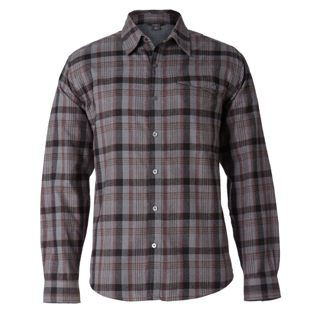 Royal Robbins - PARKER PLAID L/S - REGULAR FIT
