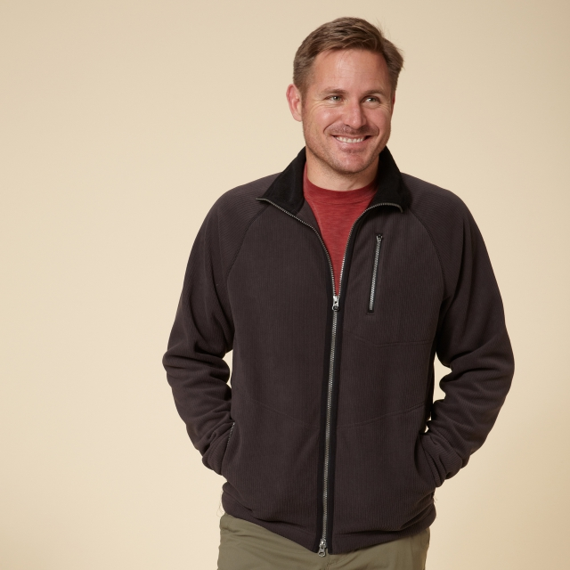 Royal Robbins - GUNNISON FULL ZIP - RELAXED FIT
