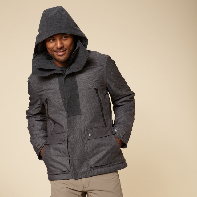 Royal Robbins - WEATHER-ALL PARKA