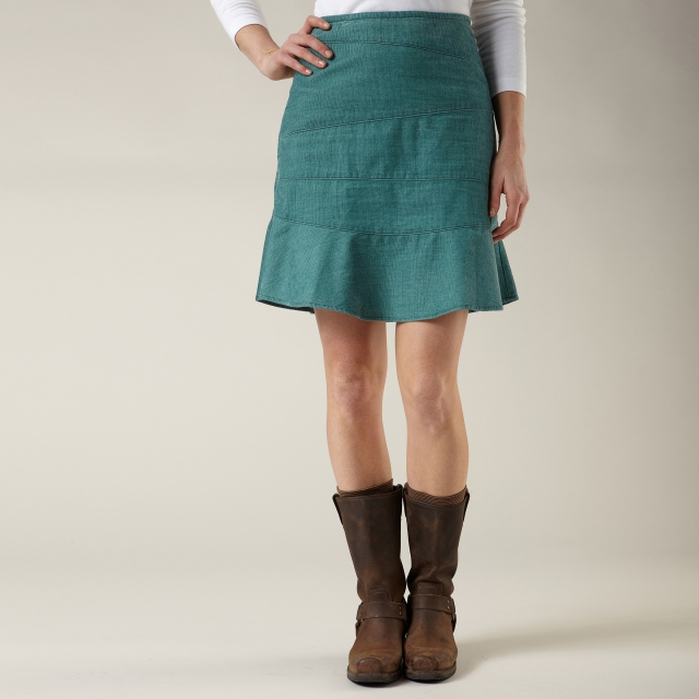 Royal Robbins - CARLY SKIRT - REGULAR FIT