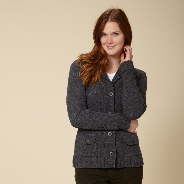 Royal Robbins - LILY CARDIGAN - REGULAR FIT