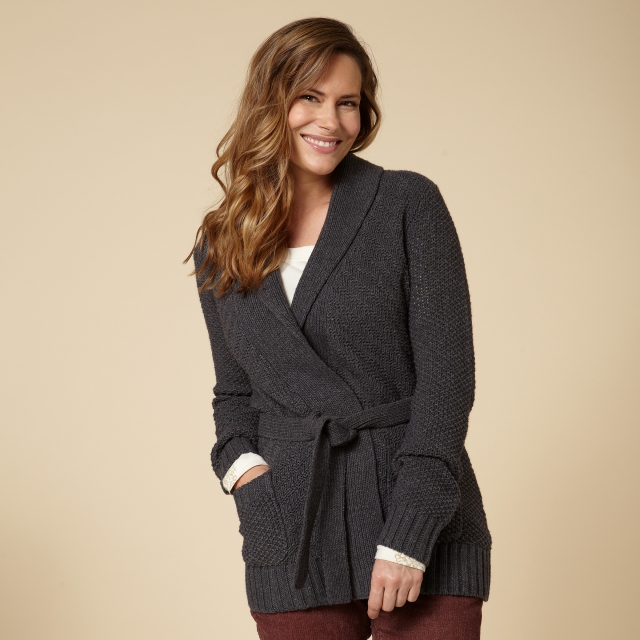 Royal Robbins - KATIE CARDIGAN - REGULAR FIT
