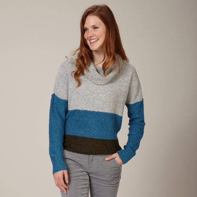 Royal Robbins - NAPA BOUCLE PULLOVER - RELAXED FIT
