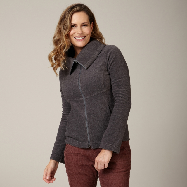 Royal Robbins - DEPARTURES FLEECE ZIP UP - REGULAR FIT