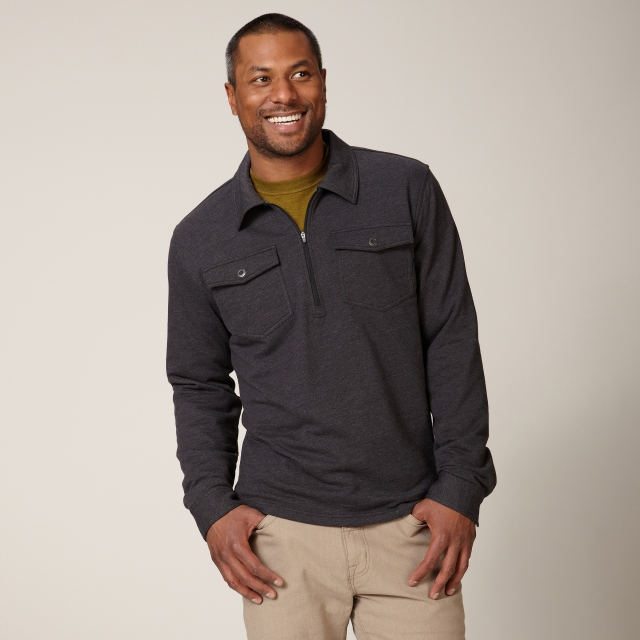 Royal Robbins - SONORA 1/2 ZIP SHIRT - REGULAR FIT