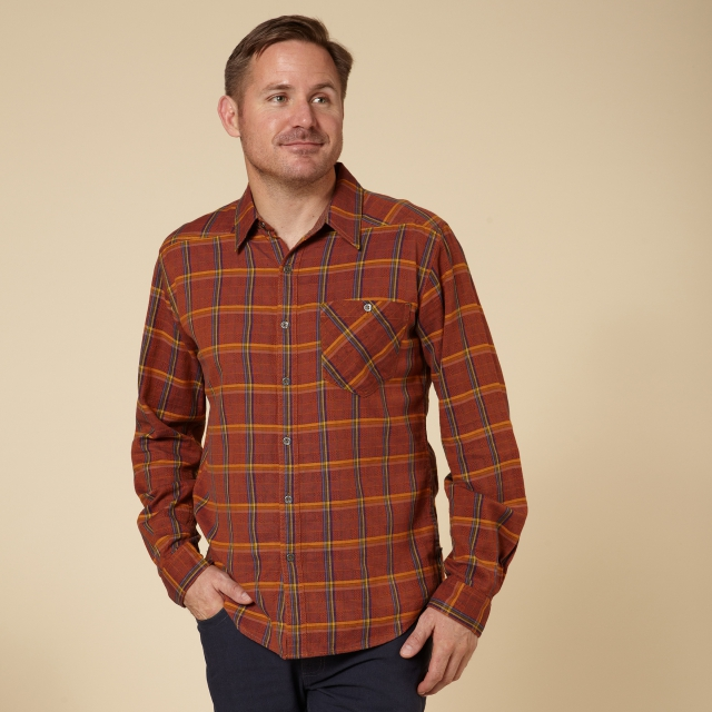 Royal Robbins - GIBSON L/S - TRIM FIT