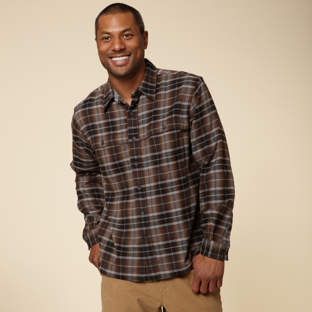 Royal Robbins - TIMBERLINE PLAID L/S - RELAXED FIT