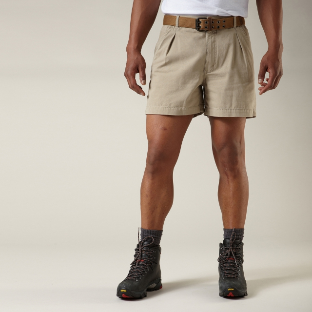 Royal Robbins - CLASSIC BILLY GOAT CANVAS SHORT - RELAXED FIT