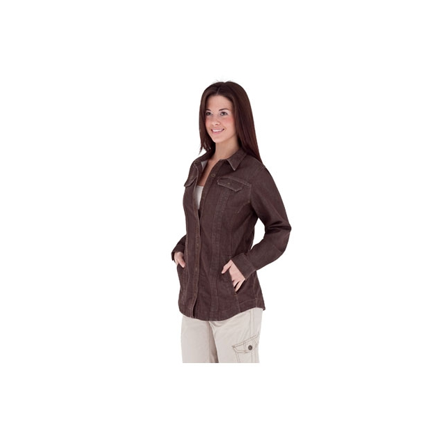Royal Robbins - Cruiser Shirt Jacket Women's