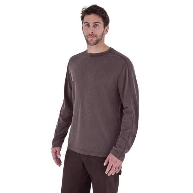 Royal Robbins - Men's Desert Knit Crew Long Sleeve - Previous Seasons
