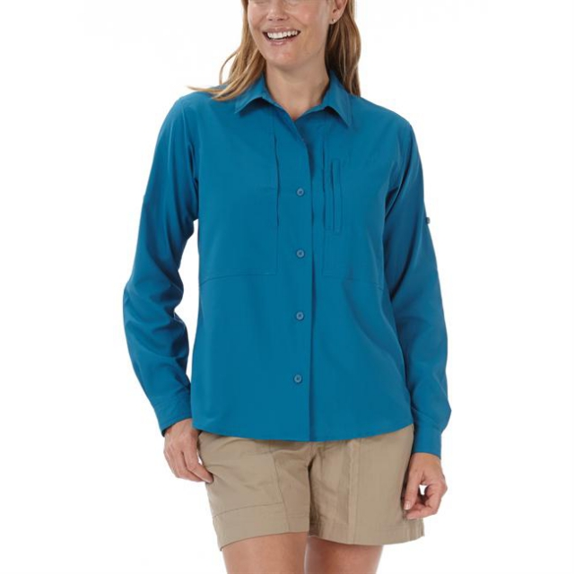 Royal Robbins - Women's Expedition Stretch Long Sleeve Shirt