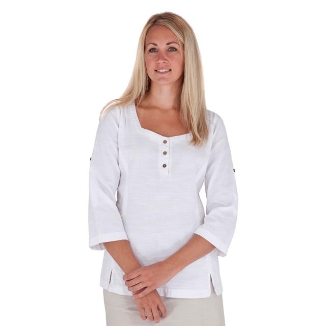 Royal Robbins - - Cool Mesh Tunic Womens - Small - White