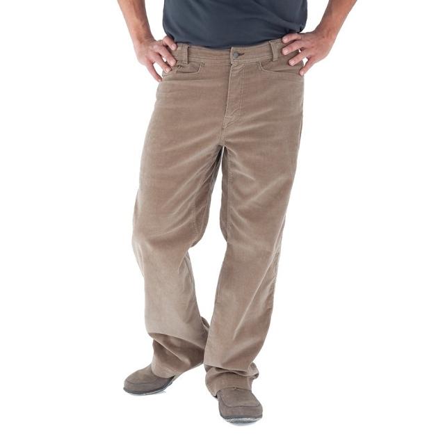 Royal Robbins - - Hi-Livin Cord Pant Mens - 30 - 32 - Burro