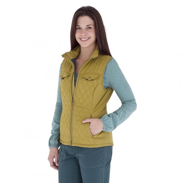 Royal Robbins - - Annie Vest - X-Small - Thistle Green